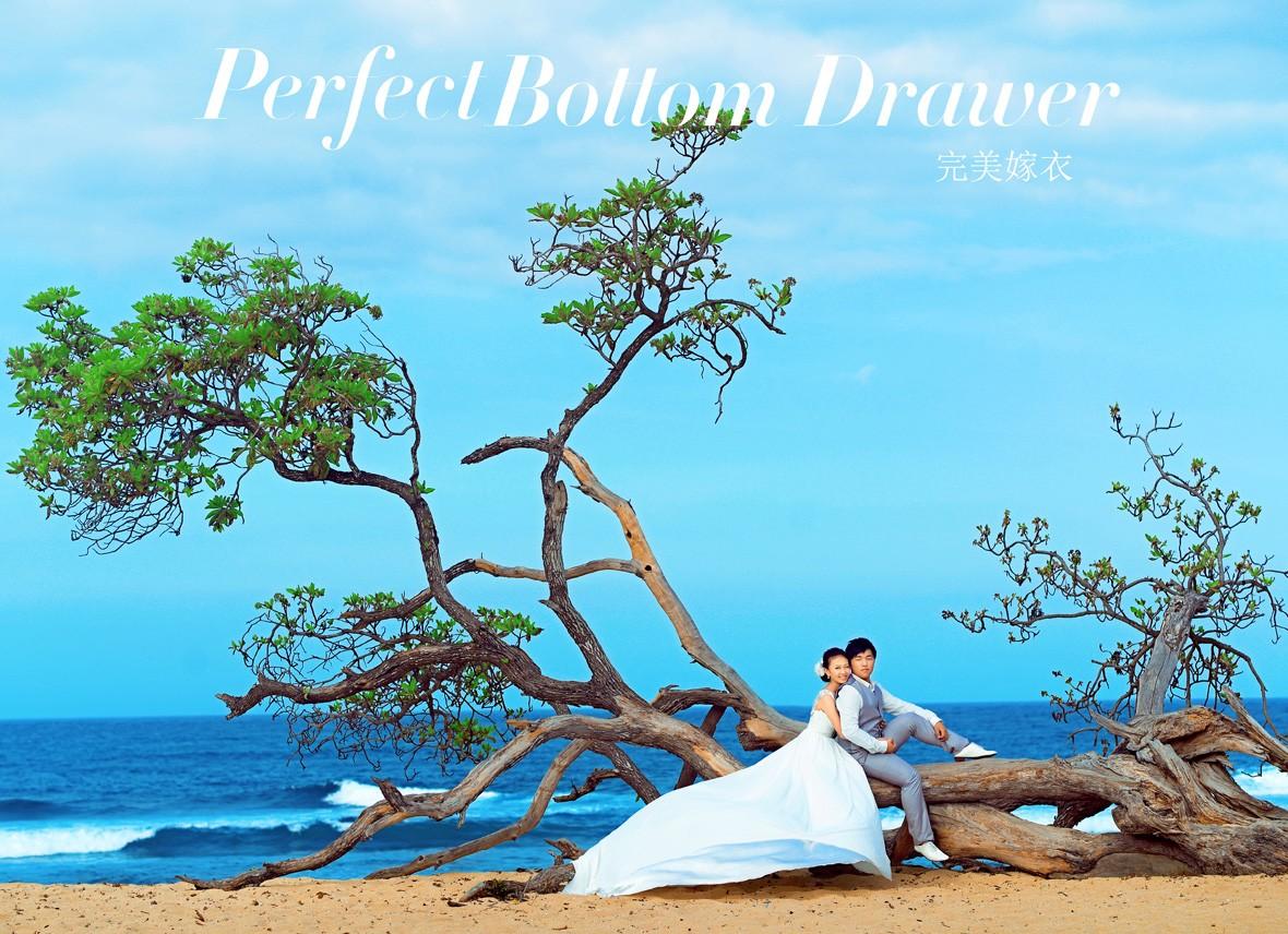 巴厘岛旅游婚纱摄影客照:完美嫁衣(2)