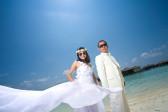 马尔代夫婚纱蜜月圣地 马尔代夫的婚纱照归来分享