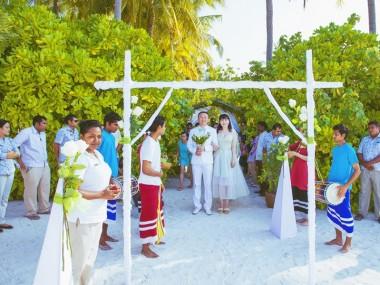 马尔代夫旅游婚纱客照之Marry Me