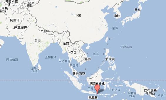 巴厘岛在哪里?巴厘岛是哪个国家的?