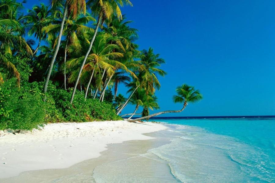 海南旅游拍婚纱照景点推荐——南沙群岛