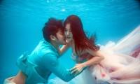 水下拍婚纱照要注意哪些方面,提前需要准备些什么?