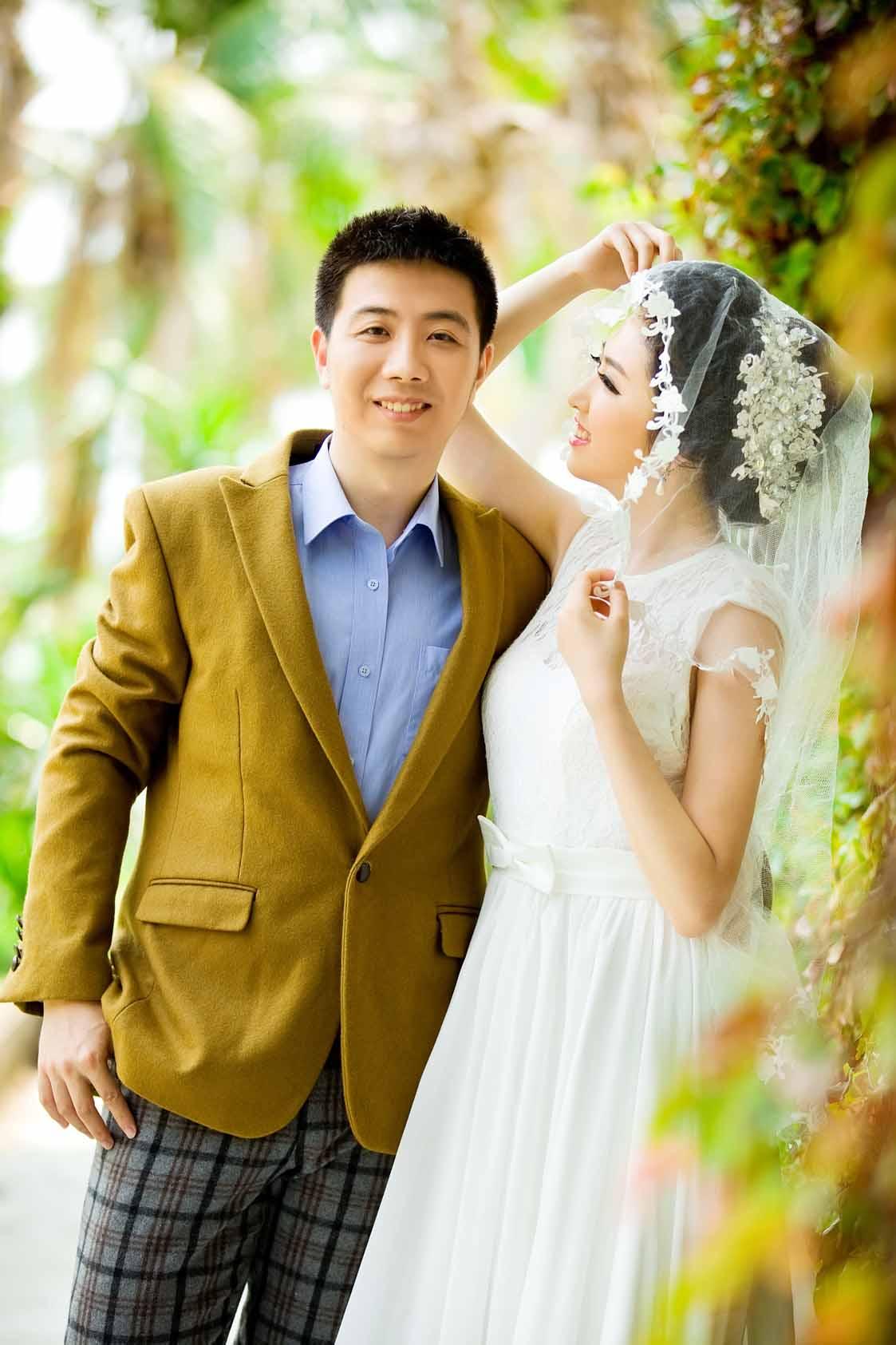 三亚旅游婚纱照(4)