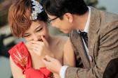 冬季拍婚纱照必须要注意的事项