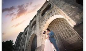 什么是城市旅拍?婚纱照可以这样秀!(3)