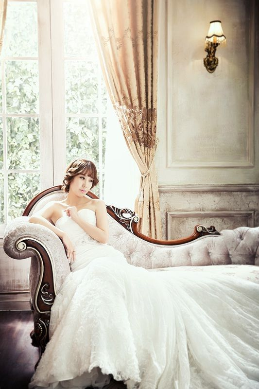 厦门婚纱照关于新娘婚纱的长度都有哪些选择