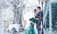 请问杭州冬天能拍外景婚纱照吗