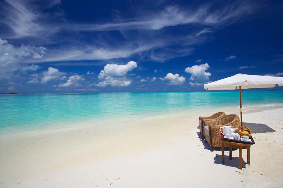 去马尔代夫旅游需要签证吗?(马尔代夫沙滩)