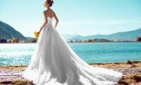 旅拍婚纱照攻略之四种典型的婚纱款式