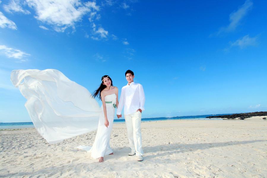 怎么样的造型风格适合马尔代夫婚纱摄影(01)