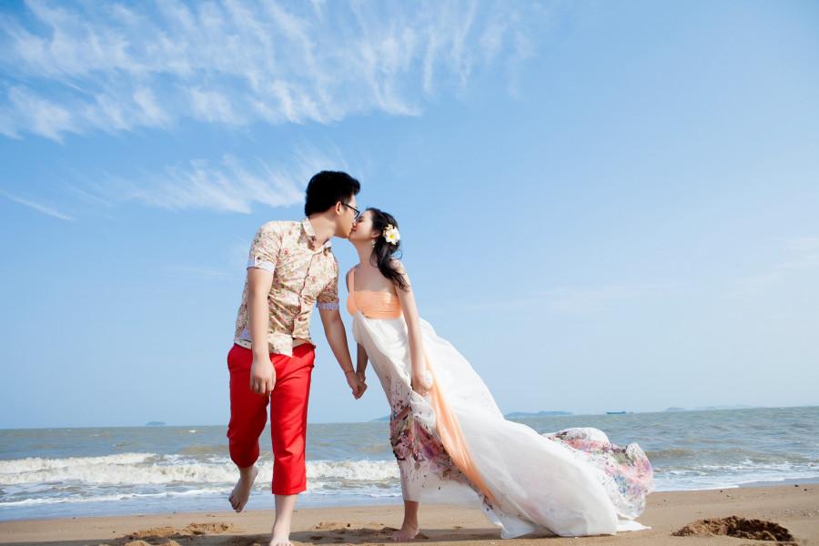 在福建厦门拍婚纱照都有哪些优点呢