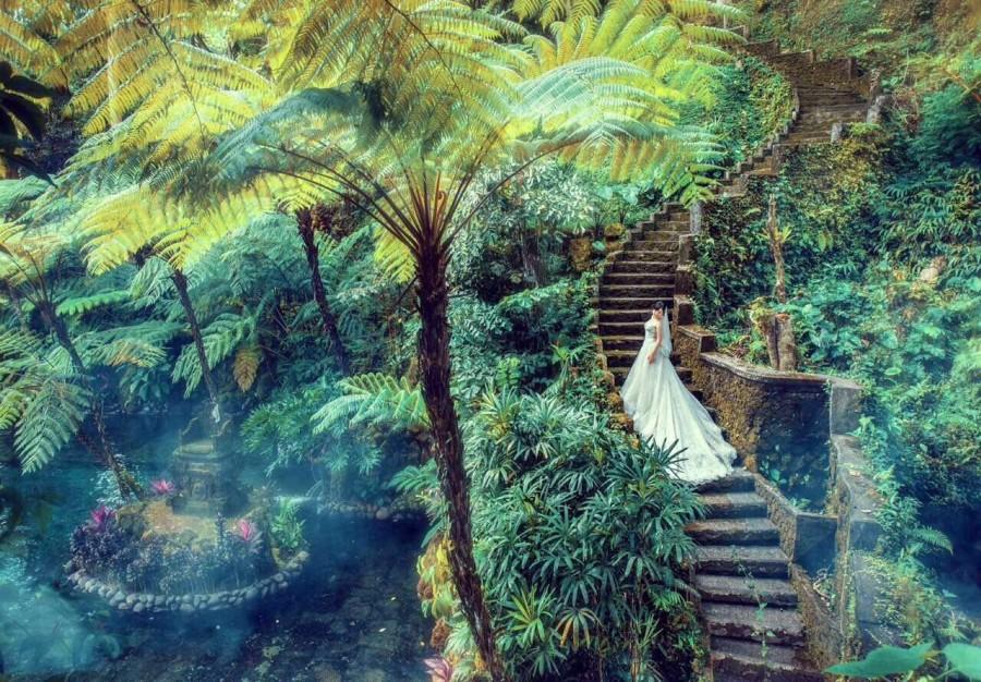 巴厘岛的婚纱摄影服务竟如此完善(01)