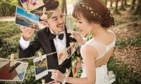 如何拍摄上镜又时尚的婚纱照动作