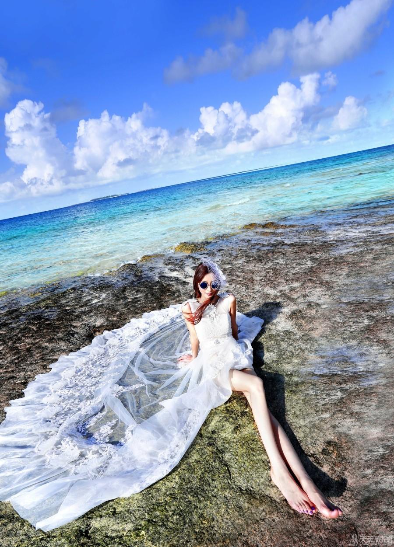 马尔代夫泰姬珊瑚,我们甜蜜的蜜月婚纱之旅