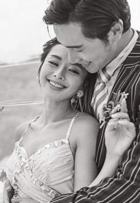 三亚旅拍婚纱照之爱的花语