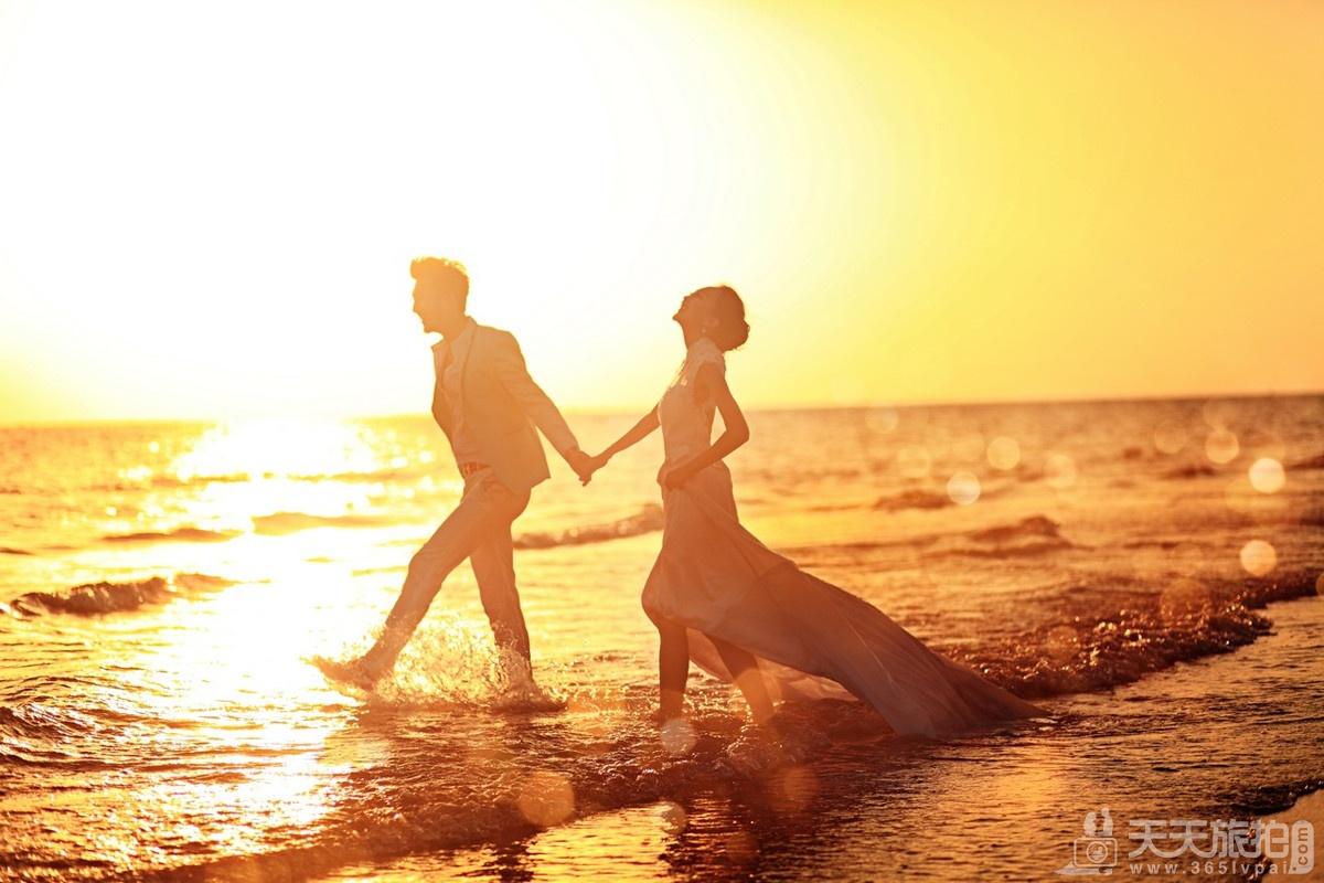 婚纱摄影的美姿技巧和摄影技巧解析