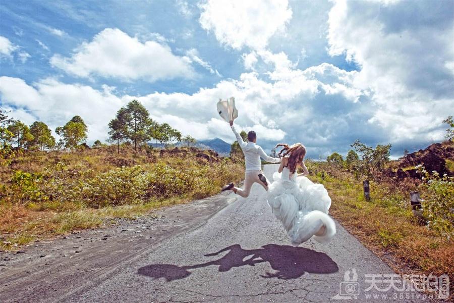 巴厘岛婚纱艺术摄影好吗