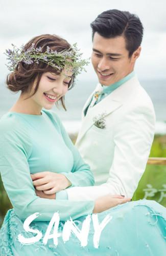 三亚旅拍婚纱照之爱的谜语