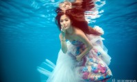 水下婚纱照怎么拍 怎样拍出好看的水下婚纱照
