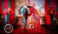 中式婚礼布置中的大红色主题婚礼策划攻略