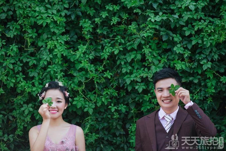 拍婚纱照必读攻略,教你快速了解五大人气婚纱风格