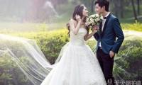 拍婚纱照用什么发型呢