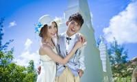 拍摄婚纱照新娘经典造型