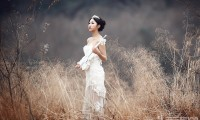 冬天拍摄外景婚纱照取暖技巧