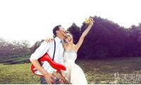 婚纱照拍摄使用哪些小道具让照片更美