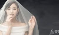 胖女孩怎么拍出好看的婚纱照