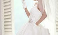 韩式婚纱照的发型有哪些