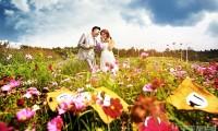 拍摄最美婚纱照的技巧