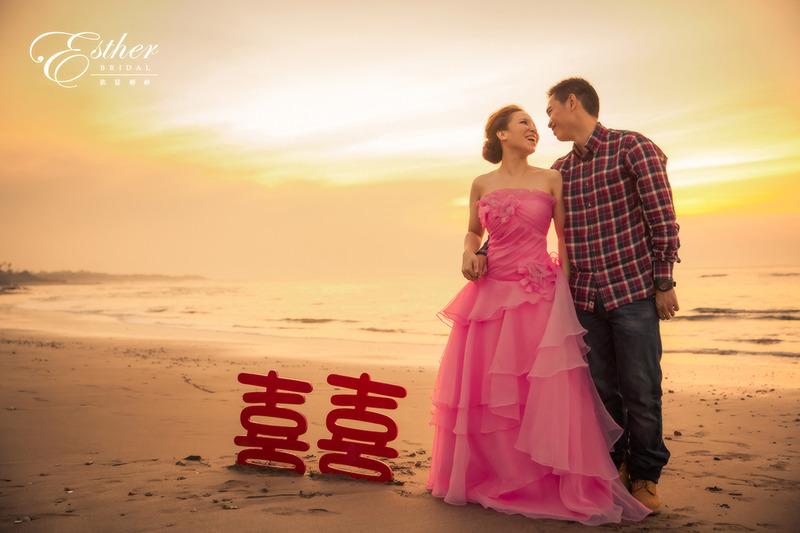 美照人气推推 海滩婚纱照 (大景+近照特写+浪漫不分类)