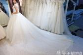 剔透水晶婚纱…遇上外拍婚纱照好可惜