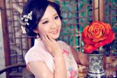 中式复古婚纱照的拍摄技巧