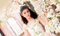 室内婚纱照创意拍摄技巧