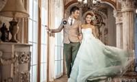 怎样拍摄欧式婚纱照的细节