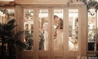 田园婚纱照的拍摄技巧