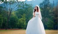 90后婚纱摄影婚纱如何选择
