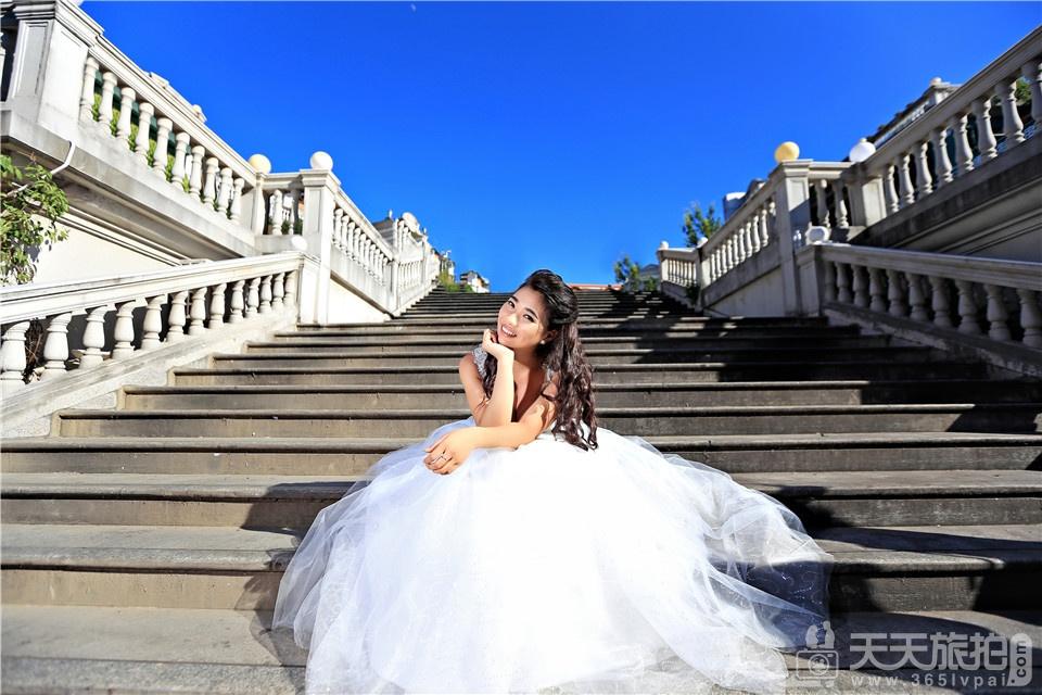 厦门鼓浪屿婚纱照