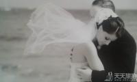 婚纱摄影中的拥抱动作需要注意的细节