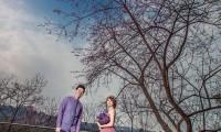 厚片新娘也能拍出动人婚纱照