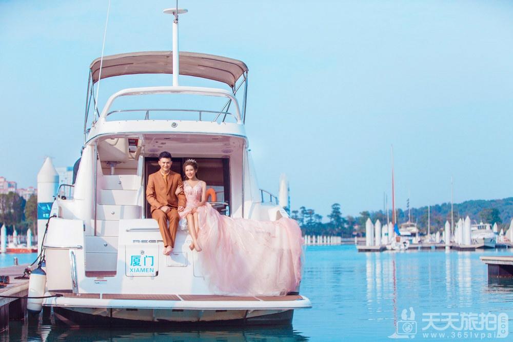 鼓浪屿婚纱摄影照片