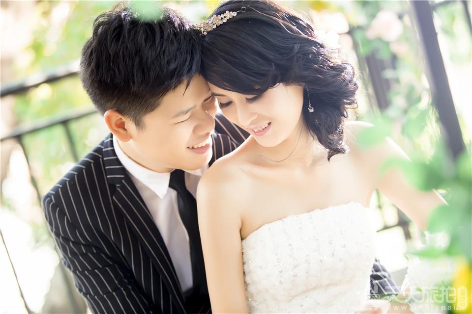 韩式小清新婚纱摄影