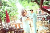 韩式小清新婚纱摄影照片赏析