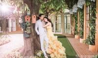 唯美韩式婚纱摄影作品欣赏
