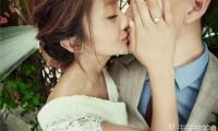 韩式唯美大气婚纱照