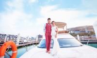 海边香山游艇婚纱摄影欣赏