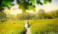 韩式唯美婚纱风格照片欣赏