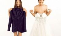 拍摄创意婚纱照前新人如何减压
